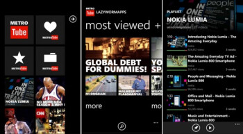 Metrotube is a dedicated YouTube client for your Windows Phone handset