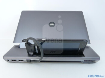 Motorola Lapdock 100 hands-on