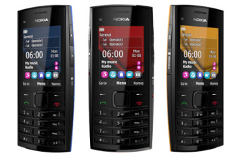 Nokia X2-02 unveiled: affordable music-centric dual-SIM phone