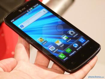LG Nitro HD hands-on