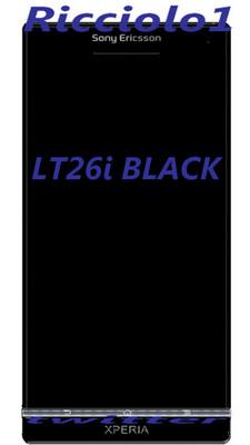 Black Sony Ericsson Nozomi picture leaks, plus some new design renders