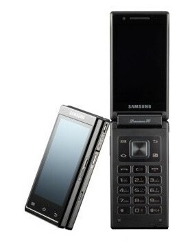 The Samsung SCH-W999 for China Telecom