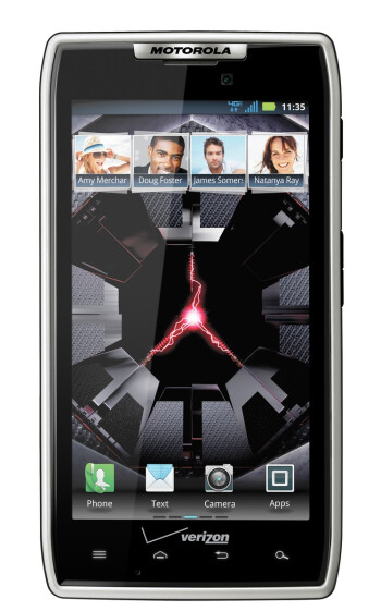 Motorola DROID RAZR gets dressed in white for the holidays, coming this month