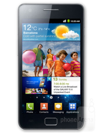 Best Phone - Samsung Galaxy S II