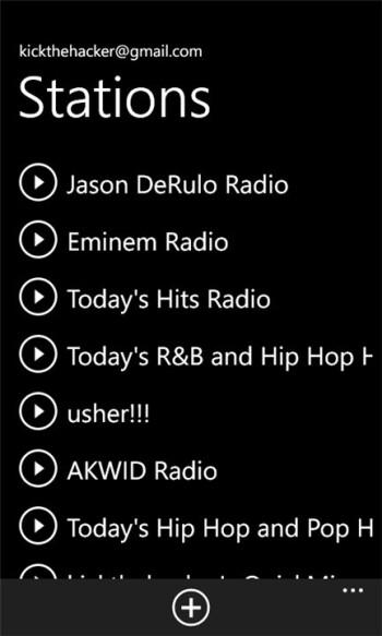 MetroRadio app for Windows Phone brings Pandora's presence unofficially