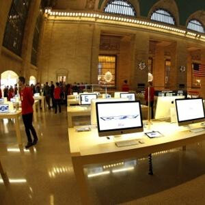 The newest Apple Store opens Friday