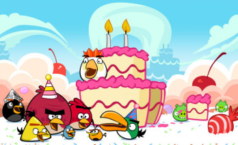Angry Birds celebrates its 2nd birthday with iOS users