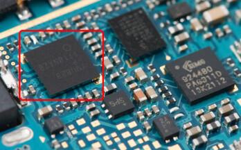 Yamaha YMU823 - the audio codec inside the Samsung Galaxy S II