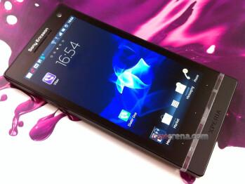 Sony Ericsson Xperia Arc HD aka Nozomi live shots leak out