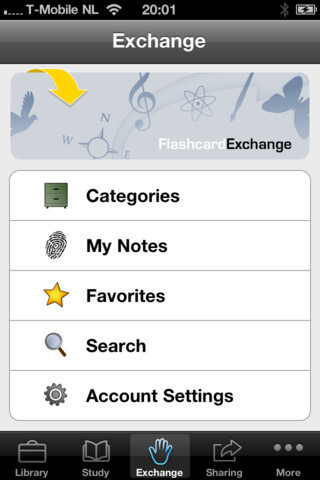 Mental Case Flashcards helps you make flashcards for any subject