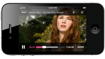 Watch Dr. Who on the BBC iPlayer