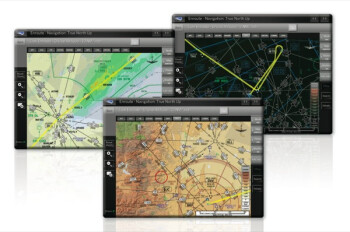 Flight Charts on the Apple iPad 2