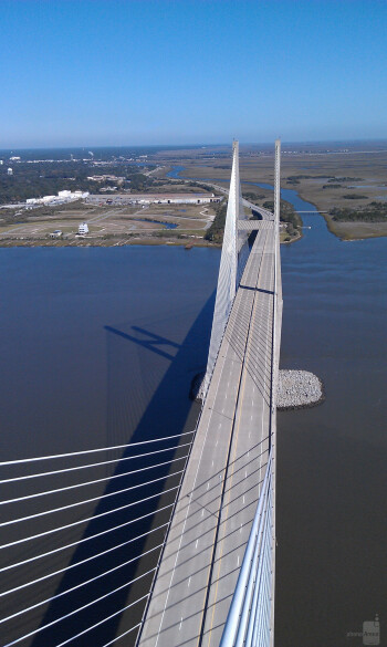 13. Shawn M - HTC ThunderboltBrunswick Georgia (top of bridge poll)