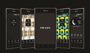LG Prada 3.0 unveiled: slim and bright Android with a designer zest