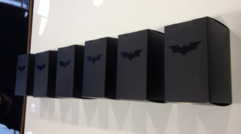 Batman: Dark Knight Rises Nokia Lumia 800 special edition unveiled