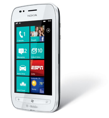 T-Mobile is bringing the Nokia Lumia 710 to its lineup for a mere $49 on-contract