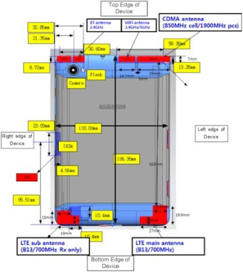 LTE-packing Galaxy Tab 7.7 passes through FCC