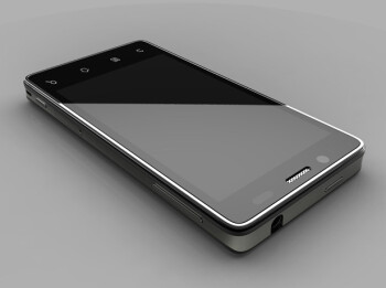 """Android smartphone prototype with """"Intel inside"""" gets taken for a spin"""