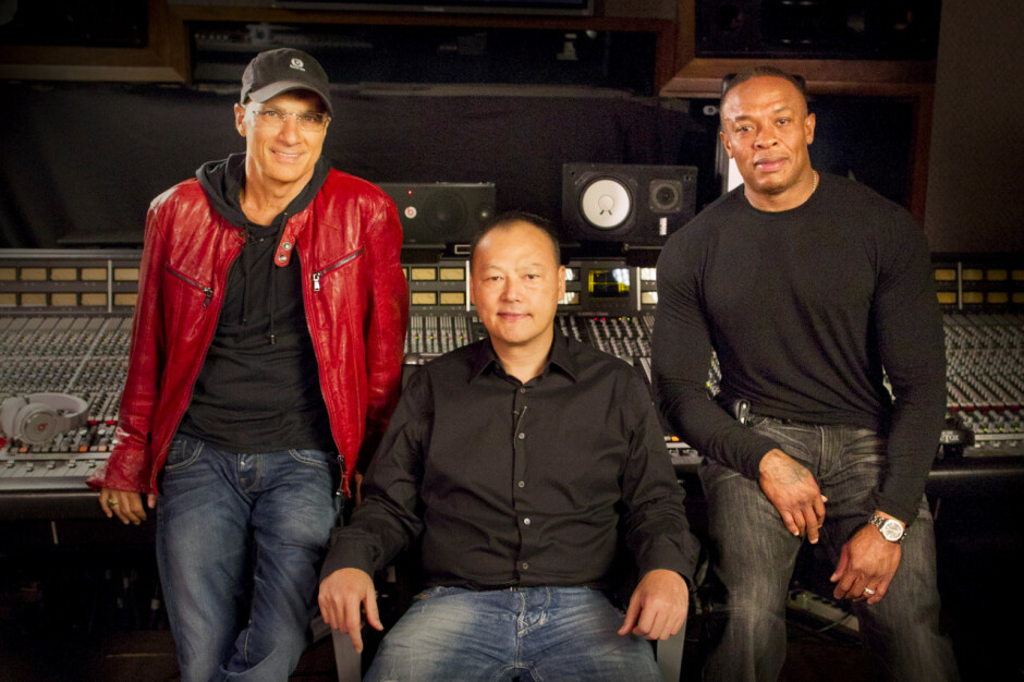Jimmy Iovine, Peter Chou and Dr. Dre - Interview: HTC Head of Marketing on the partnership with Beats by Dr. Dre