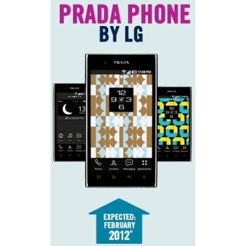 Carphone Warehouse has the LG Prada 3.0 coming to the UK sometime in February 2012