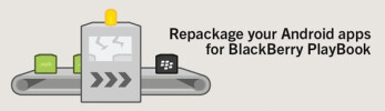 RIM encourages third party Android stores to submit their catalogs to the BlackBerry App World