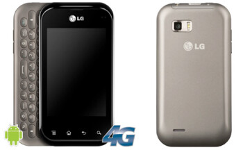 LG Eclypse an affordable Android smartphones with s sliding QWERTY for SaskTel in Canada