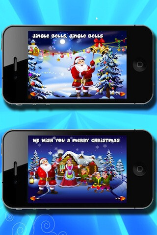 iPhone apps to get you in the Christmas mood