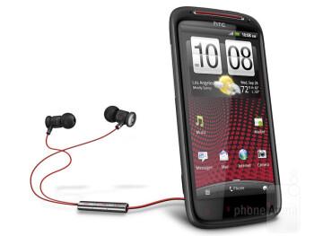 Sensation XE - HTC's first Beats phone