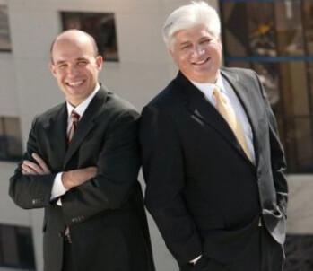 RIM's co-CEOs Balsillie and Lazaridis
