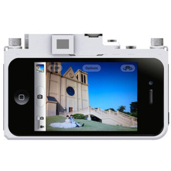 Gizmon iCA iPhone Case turns your device into a true camera with interchangeable lenses
