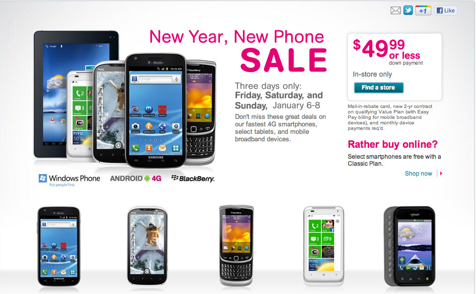 Shop for tmobile online at Target. Free shipping & returns and save 5% every day 1,,+ followers on Twitter.