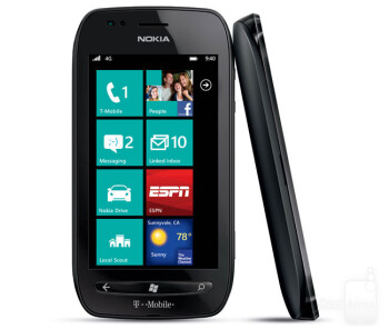 Nokia Lumia 710 for T-Mobile