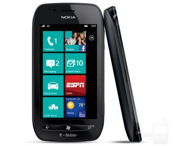 Nokia Lumia 710 for T-Mobile