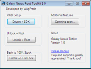 Easy rooting now available for Transformer Prime, Galaxy Nexus