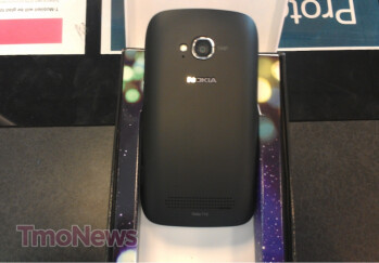 Nokia Lumia 710 units are beginning to arrive at T-Mobile stores