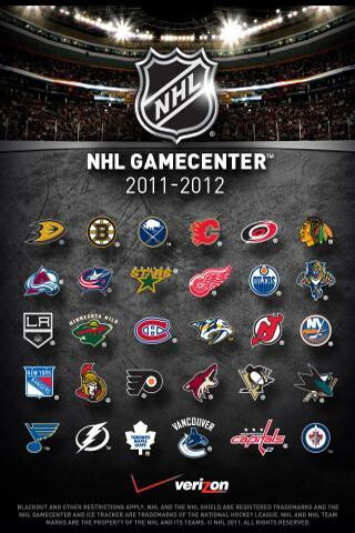Verizon's LTE subscribers get a free upgrade to the premium version of the NHL Gamecenter app