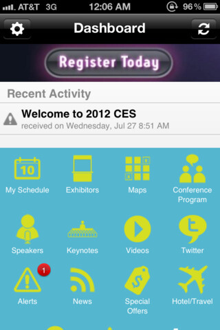 CES with its own app to make your life easier during the expo