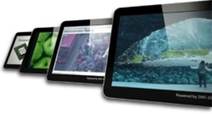 ZMX-40 reference Jaguar platform with Android 4.0