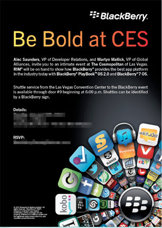 RIM plans to show off BlackBerry PlayBook OS 2.0 at CES, MWC will see BlackBerry OS 10
