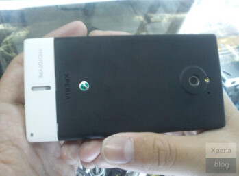 A new Sony Ericsson Xperia model code named Pepper
