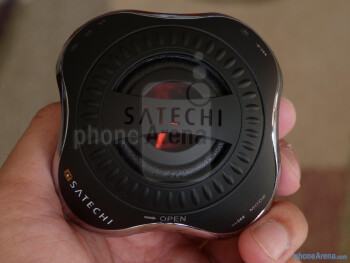 Satechi Bluetooth Portable Speaker hands-on