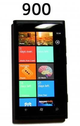 The Windows Phone powered Nokia Lumia 900