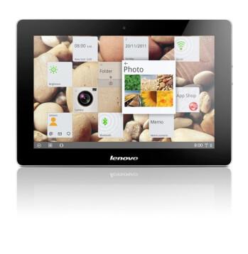 """Lenovo announces 10"""" Ice Cream Sandwich tablet, the IdeaTab S2"""