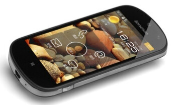 """Lenovo brings its S2 smartphone to CES: confirmed with 3.8"""" display, Gingerbread flavor"""