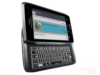 Verizon DROID 4 by Motorola is announced!