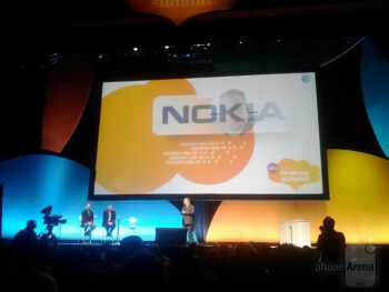 Stephen Elop - Nokia - CEOs announcing/teasing first LTE Windows Phones