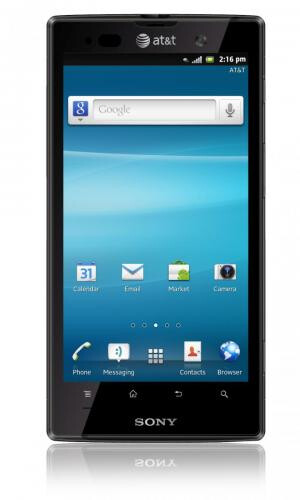 Sony Xperia ion for AT&T LTE coming with 12MP camera and HD display, and it is just Sony