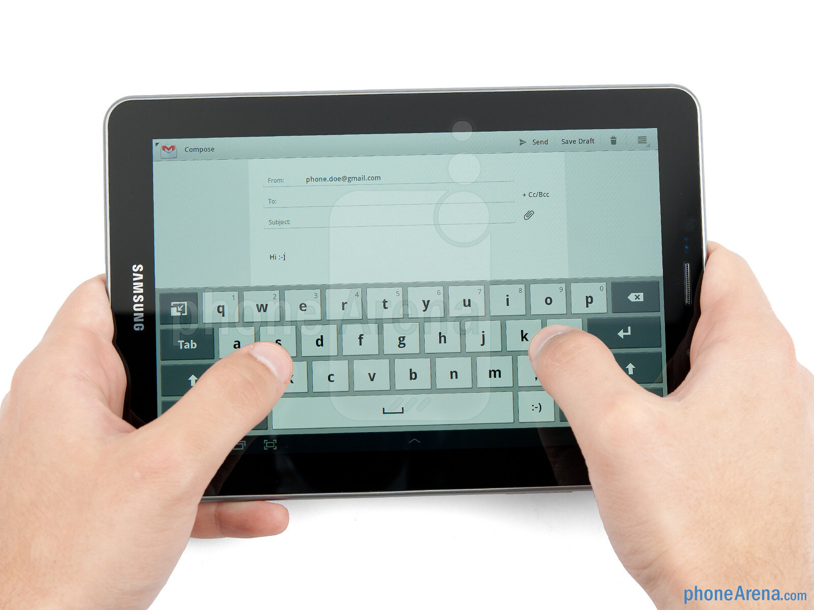Verizon to offer the Super AMOLED tablet