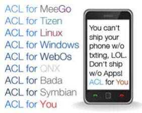OpenMobile introduces a software layer for any platform that allows it to run Android apps, Apple mildly entertained