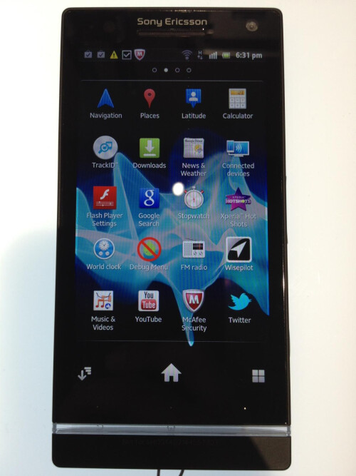 Sony+Xperia+S+hands-on